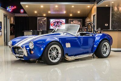 1965 Shelby Cobra Factory Five Factory Five MK4! Ford 5.0L Coyote V8 Crate Engine, C4 Automatic, Low Miles!