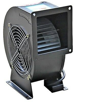 Centrifugal Industrial Extractor Fan 700m³/h 230V Blower New