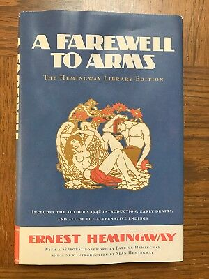 A Farewell to Arms by Ernest Hemingway (2012, Hardcover)