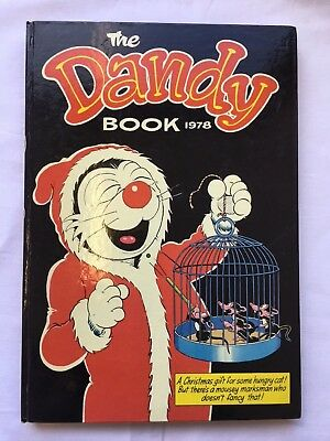 Dandy 1978 Annual