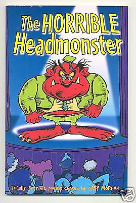 The Horrible Headmonster: A World Book Day Poetry Book by Val Bloom, et al, Jack