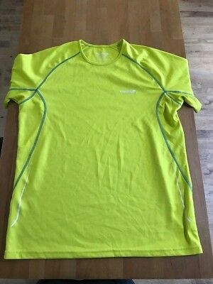 Regatta Hi-Viz Running T-shirt - Large Mens
