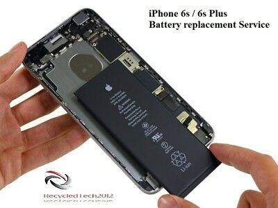 iPhone 6s / 6s Plus Battery Repair Service - Replaced/Tested before dispatch