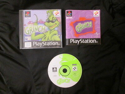 the grinch ps2