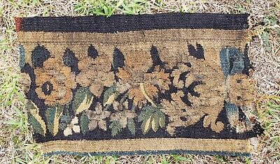 An Antique Tapestry Fragment