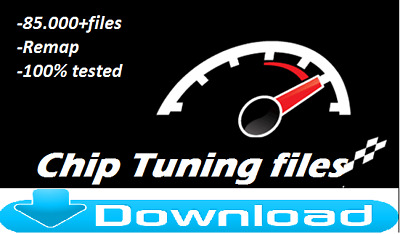 Chip tuning files maps 85000+files 100% tested