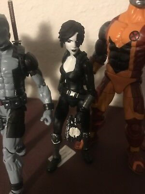 Marvel Legends Domino 100% Complete