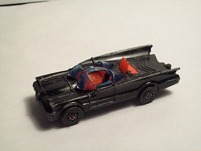 Vintage 1976 Batman DC Comics Corgi Juniors Batmobile Car