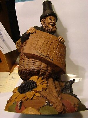 "Cairn studio ""Kansas"" gnome signed by Tom Clark"