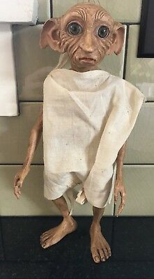 """Tonner Doll Co. Harry Potter Dobby The House Elf Figure 9.5"""" 2008 Very Detailed"""