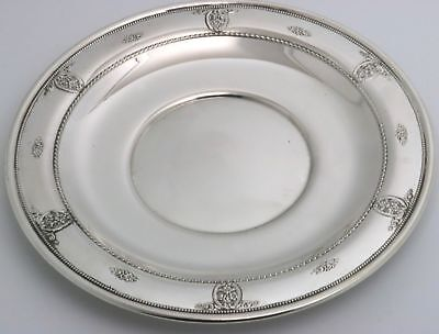 Wallace Rose Point Sterling Silver Tray