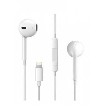 Lightning Connector Earbuds Earphones for Apple iPhone 7 8 Plus