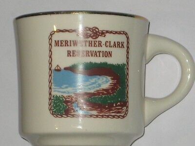 Meriwether-Clark Reservation. Cascade Pacific Council  Older Coffee Mug