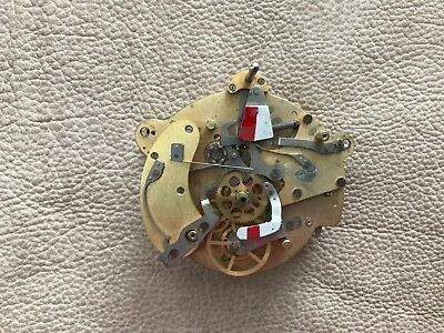 Aircraft Airplane Clock Chronograph Movement A10 Le Coultre LeCoutre Chronoflite