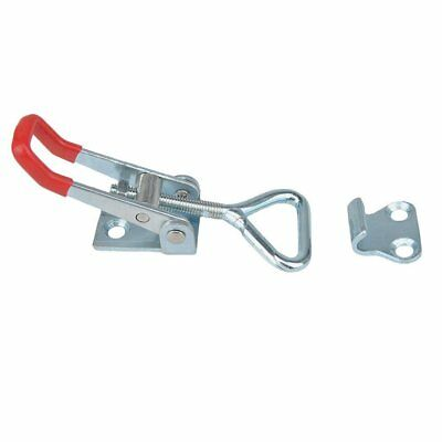 1pcs GH-4001 Quick Toggle Clamp Clip 220Lbs Holding Metal Latch Tool Useful CDx