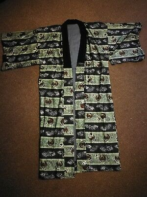 Authentic Japanese kimono costume for male