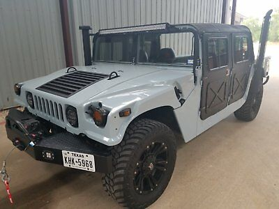 1980 Hummer Other  Humvee 998 Military (STREET LEGAL)