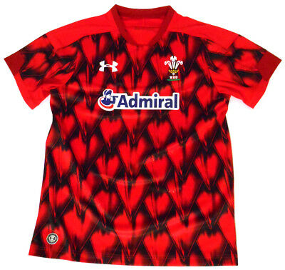 Wales Rugby 7's Shirt 2018/19