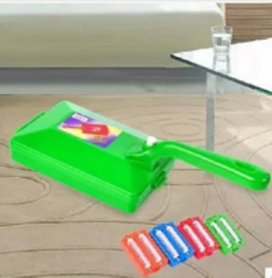1x Handheld Carpet Table Sweeper Crumb Dirt  Brush Cleaner Collector Roll /_DM