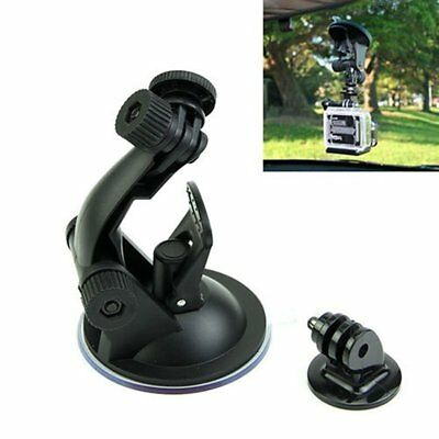 Suction Cup Mount Adapter Tripod Camera Accessories For Gopro Hero 4/3/2HD USA