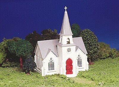 Bachmann - Plasticville Classic Kit - Cathedral - HO