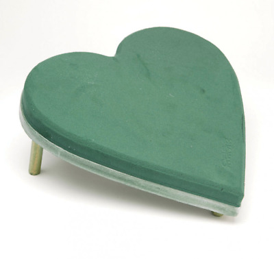 OASIS ECObase SOLID HEART - PACK OF 2 (29cm x 30cm x 4.5cm)
