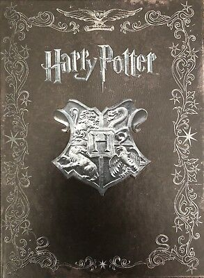 HARRY POTTER Blu Ray, COMPLETE BOX + PHANTASTIC BEASTS, LIMITED to 7000, NEW !!!