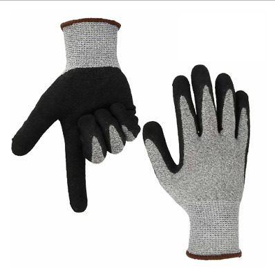 Cut Resistant Safety Hand Kitchen Working Gloves Food Grade Level 5 Protection