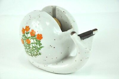 Vintage-Used  Counterpoint Tape Snail Tape Dispenser San Francisco Japan
