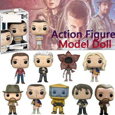 Funko POP Stranger Things Eleven PVC Action Figure Collection Jouet Cadeau FR