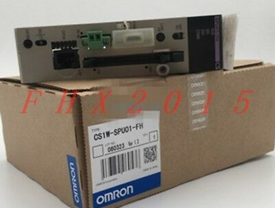 One New Omron Cs1W-Spu01-Fh Cs1Wspu01Fh