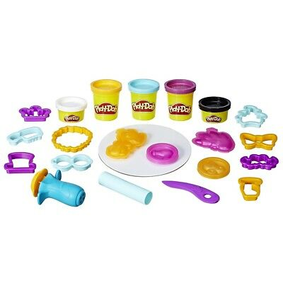 Hasbro Play-Doh Touch Haare Boosterset | Kinder Pladoh Knet-Spielset ab 3 Jahre