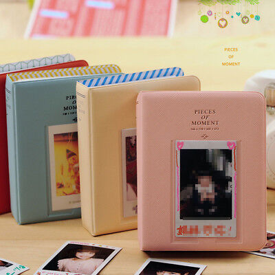For Fujifilm Instax Mini 7s 8 9 70 90 Camera Film 3-Inch Photo Album 64 Pockets