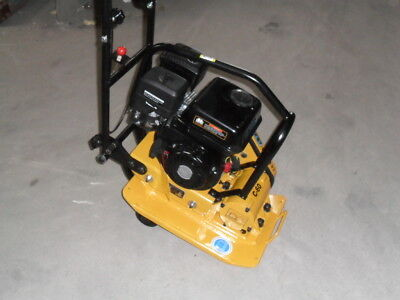 WACKER PLATE COMPACTOR PLATE COMPACTION PLATE c60  incs wheels 1 only £289