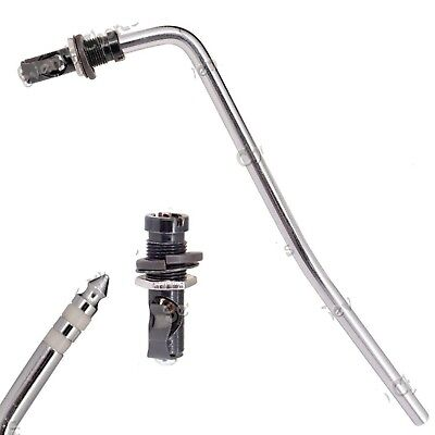 Direct Insertion Tremolo Arm Whammy Bar &Arm socket Jack For Electric Guitar CR
