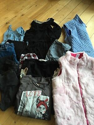 bundle girls clothes Age 9-11