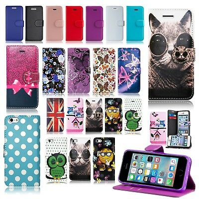For Samsung Galaxy A3 2017 + New Models Phone Case Secure Book Pu Leather Cover