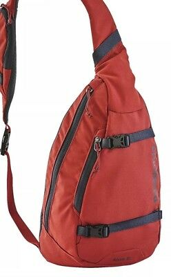 New With Tags Patagonia Atom Sling 8L Ramble Red 48260