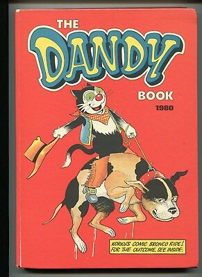The Dandy Annual Book 1980 (Good Condition)