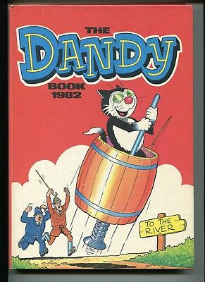 The Dandy Annual Book 1982 (Good Condition)