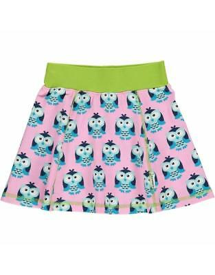 *New* Maxomorra Pink Owl Skirt - Size 92 (24months old)