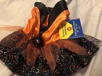 NEW Build-A-Bear SEQUIN WITCH COSTUME Teddy Clothes