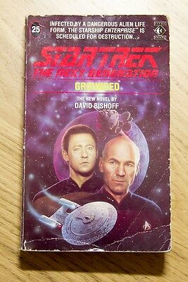Star Trek - The next Generation - Grounded - Book 25