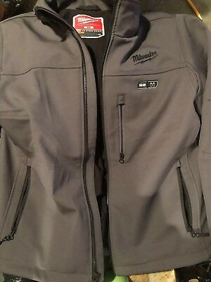 Milwaukee Heated Jacket Kit Med Gray