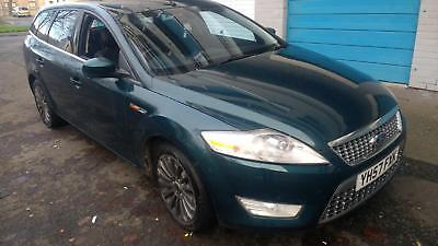 Ford Mondeo 2.0TDCi 140 2007.5MY Titanium X estate 57 plate