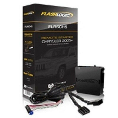 Plug & Play Remote Start System for Chrysler Dodge Jeep Ram OEM remote FLRSCH5