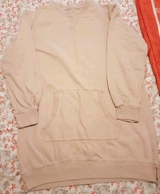 Next Blush Maternity Jumper size 10