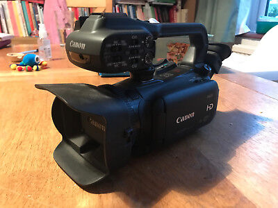 Canon XA20 HD Camcorder - Boxed in excellent condition