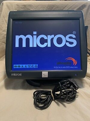 Micros Workstation 5A POS system unit WS5A, P/N:400814-101, #21