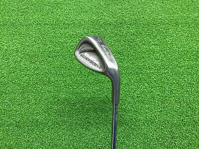 NICE Tommy Armour Golf 845s SILVER SCOT PITCHING WEDGE Right RH Steel STIFF Used